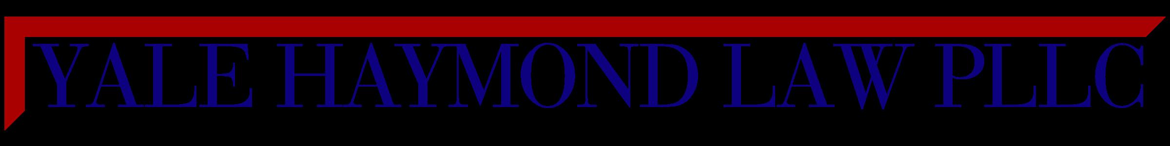 Yale Haymond Law PLLC Logo